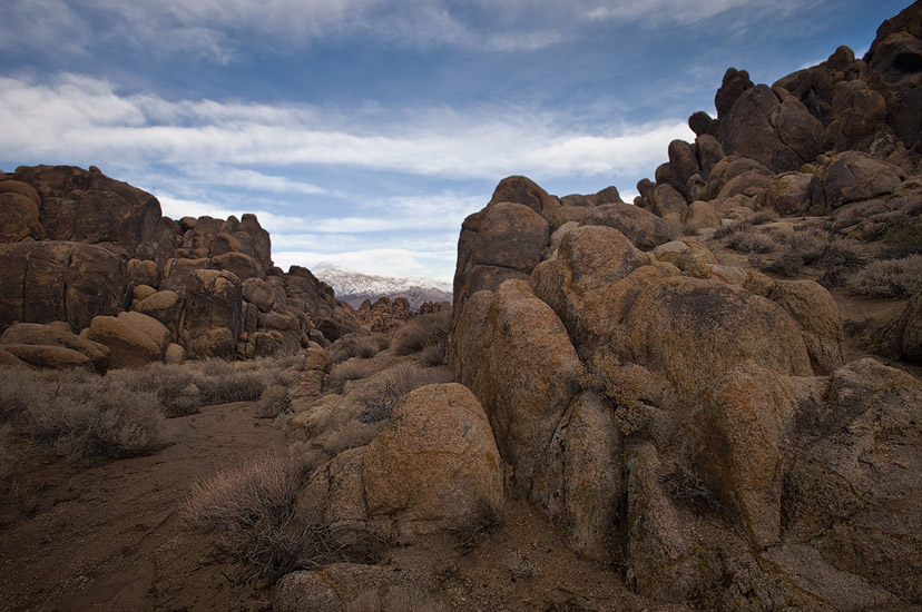 Gunga Din. Alabama Hills and surrounding areas doubled as the Khyber Pass for this film. Alabama Hills, Lone Pine, California, USA. - Alabama-Hills-Eastern-Sierra - Mike Reyfman Photography