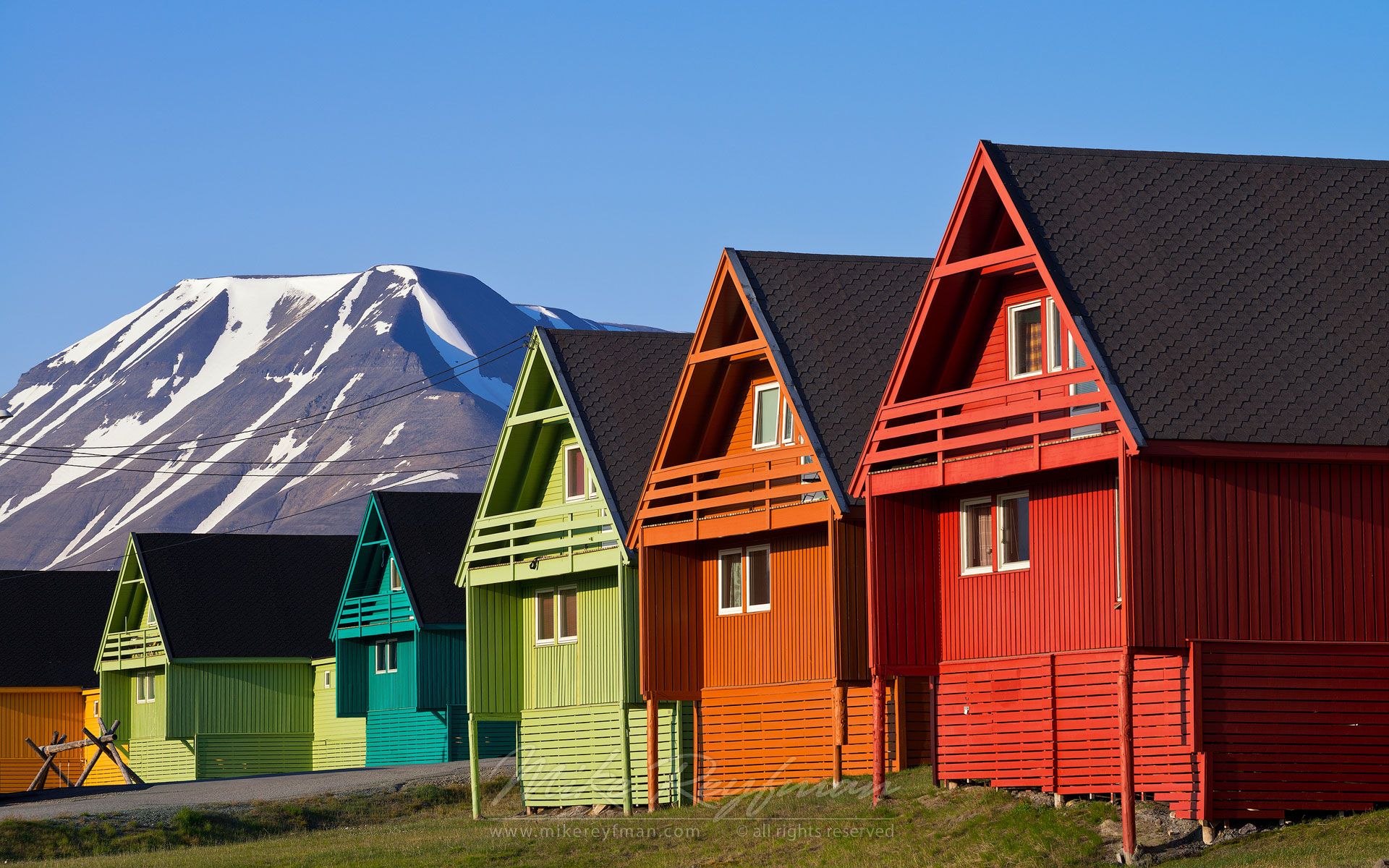 Image result for Longyearbyen, Svalbard, Norway wallpaper