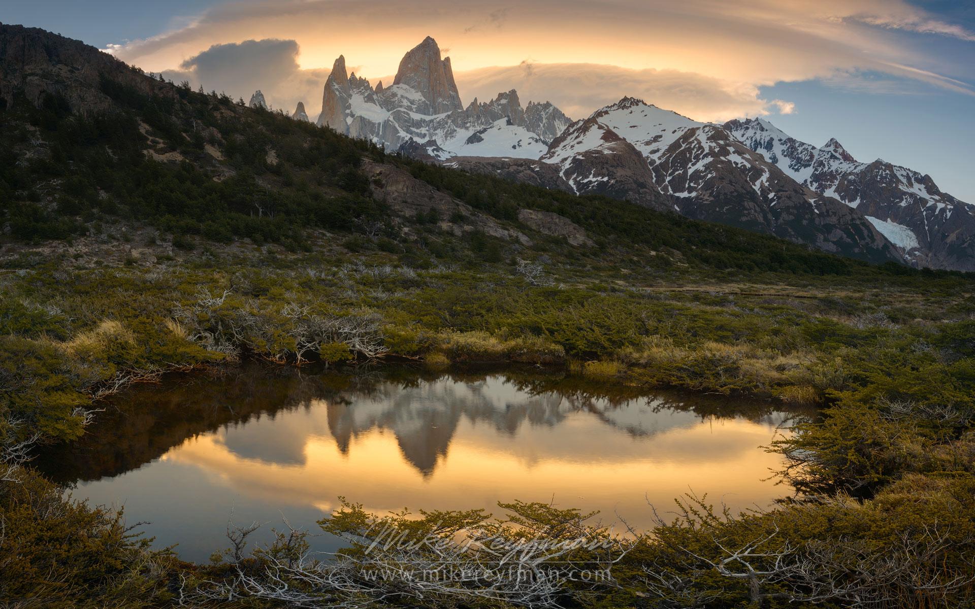 Las Glaciares National Park Cafe