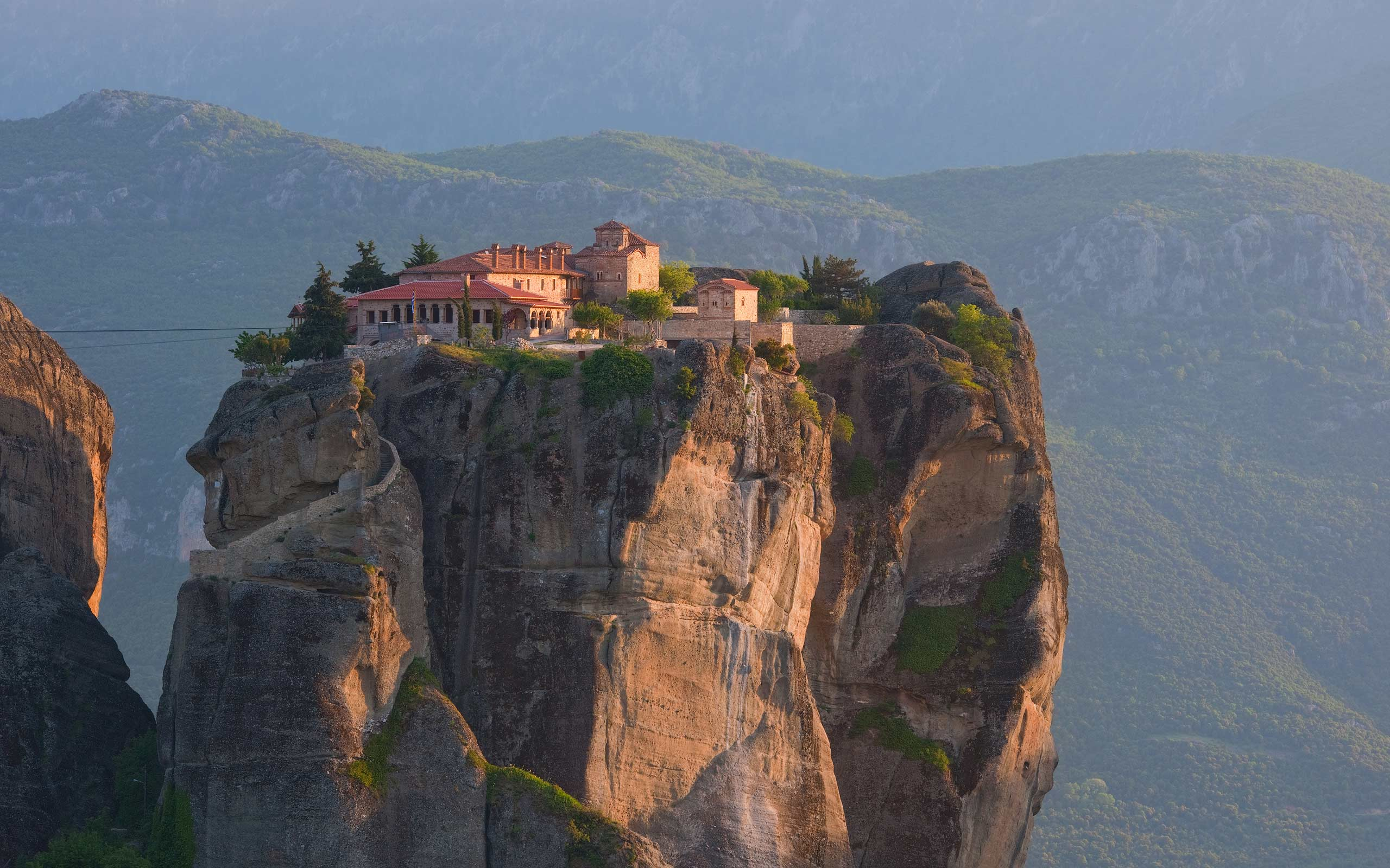 Holy Trinity Monastery (Agia Trias), Meteora, Greece - Meteora-Monasteries-Greece - Mike Reyfman Photography