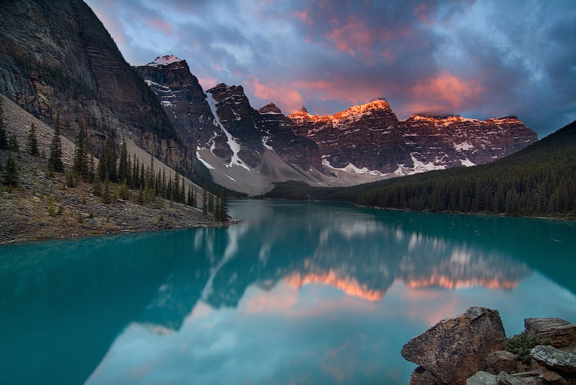 Canadian Rocky Mountains, British Columbia and Alberta, Canada - Rocky-Mountains-BritishColumbia-Alberta-Canada - Mike Reyfman Photography