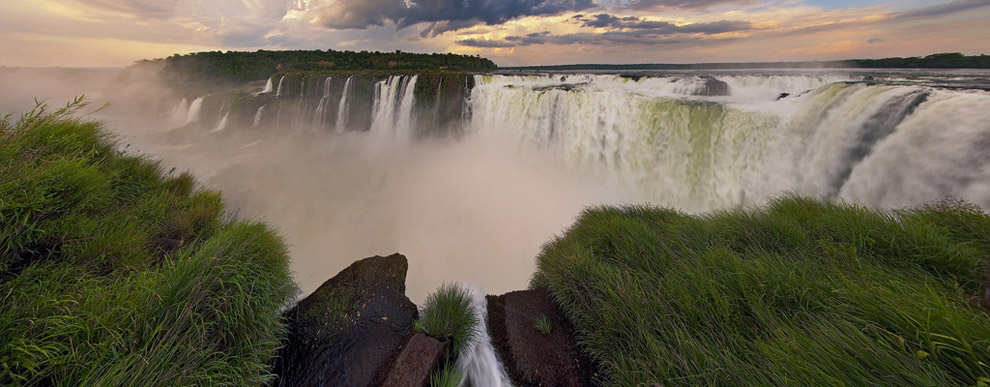 The Devil's Throat, Iguazu Falls, Argentina. - Gallery-1 - Mike Reyfman Photography