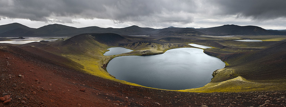The Craters Land. Hraunvotn, Veidivotn Area, Iceland - Gallery-2 - Mike Reyfman Photography