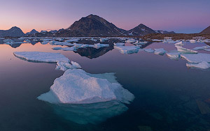 Iceberg Factory. Torsuut Tunoq Sound and Kulusuk Island. Southeastern Greenland  - Landscape, Nature and Cityscape Photography - Mike Reyfman Photography - Fine Art Prints, Stock Images, Nature Abstracts