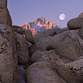 Alabama Hills and Eastern Sierra. Inyo County, Lone Pine, California, USA - Landscape, Nature and Cityscape Photography - Mike Reyfman Photography - Fine Art Prints, Stock Images, Nature Abstracts