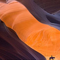 Lower Antelope Canyon. The Light Show. Arizona, USA - Landscape, Nature and Cityscape Photography - Mike Reyfman Photography - Fine Art Prints, Stock Images, Nature Abstracts