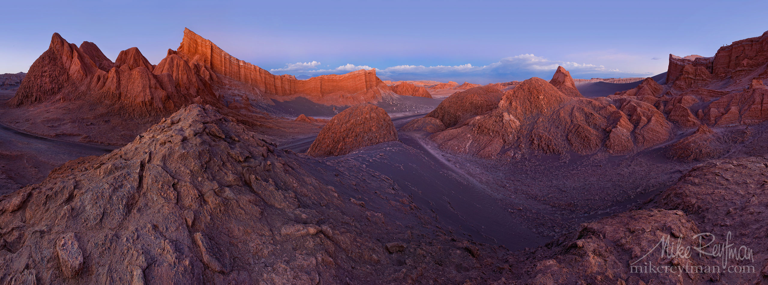 AA1-Q3X0255_Pano_1x2.55 - Atacama and Altiplano. The Driest Desert and The High Plain - Mike Reyfman Photography