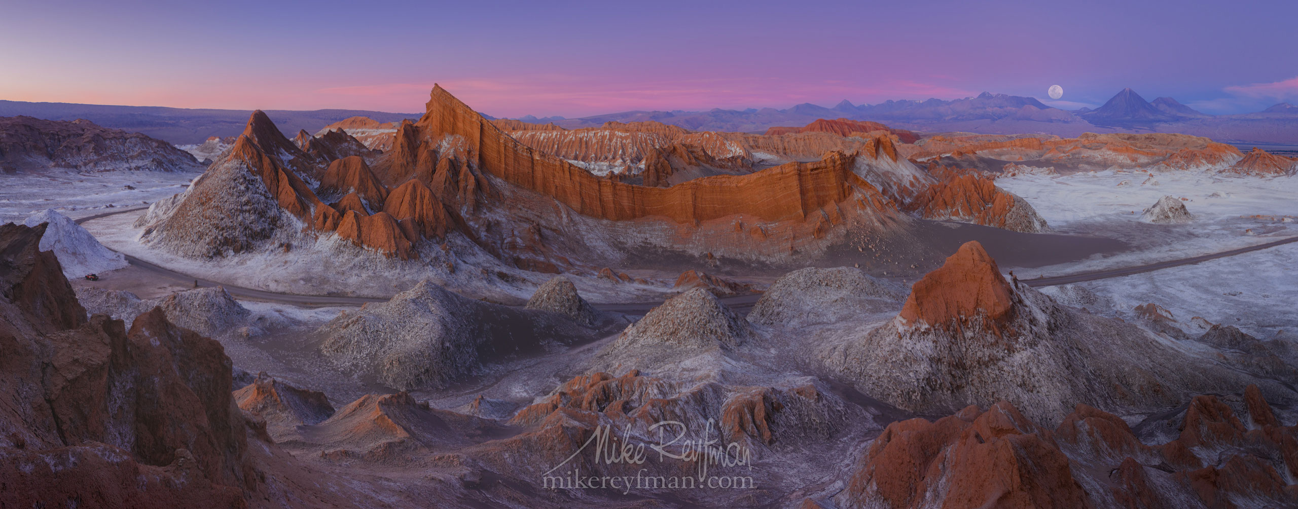 AA1-D1D8169_77_Pano_1x2.55 - Atacama and Altiplano. The Driest Desert and The High Plain - Mike Reyfman Photography