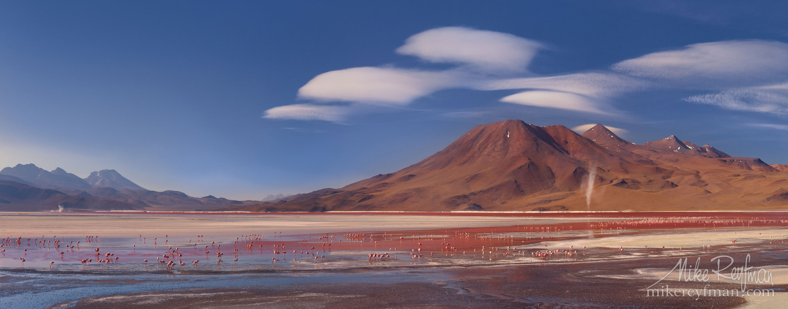 AA1-Q3X0989_Pano_1x2.55 - Atacama and Altiplano. The Driest Desert and The High Plain - Mike Reyfman Photography