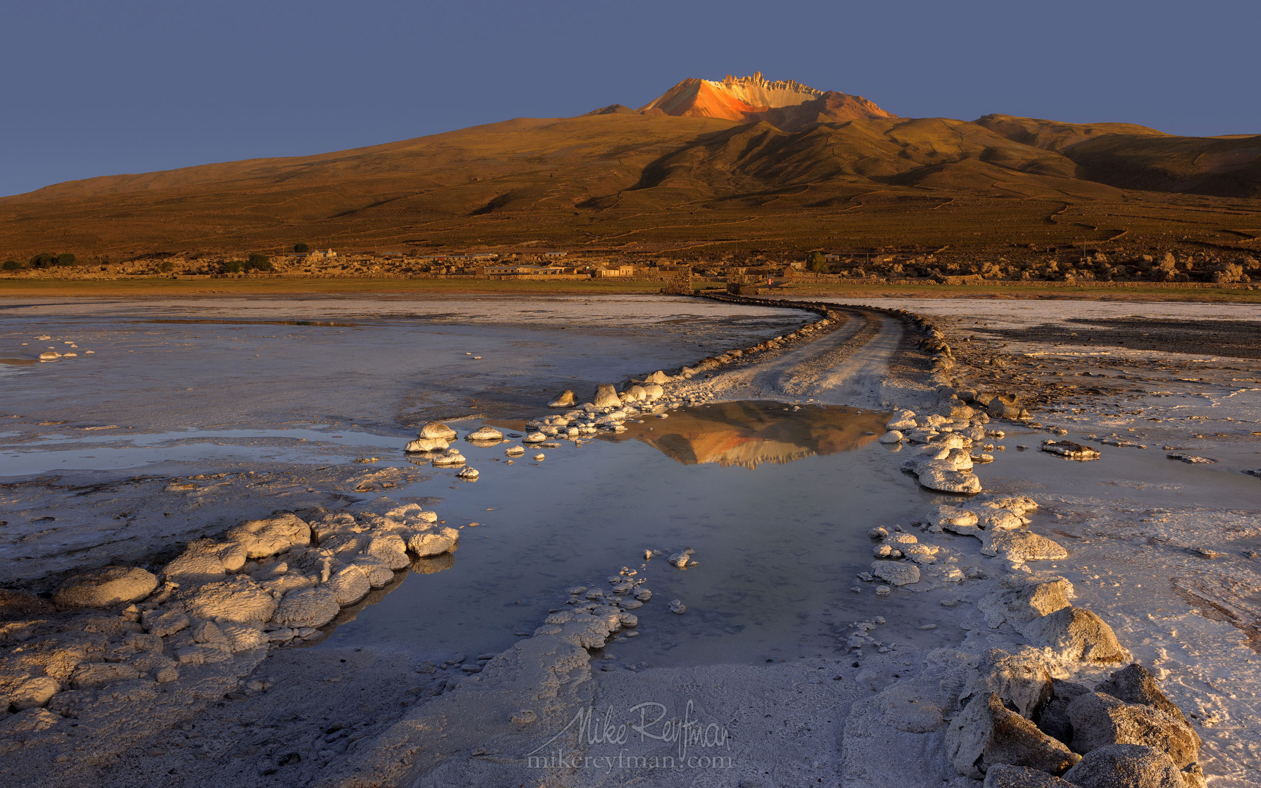 016037-AA1-AIR2448 - Atacama and Altiplano. The Driest Desert and The High Plain - Mike Reyfman Photography