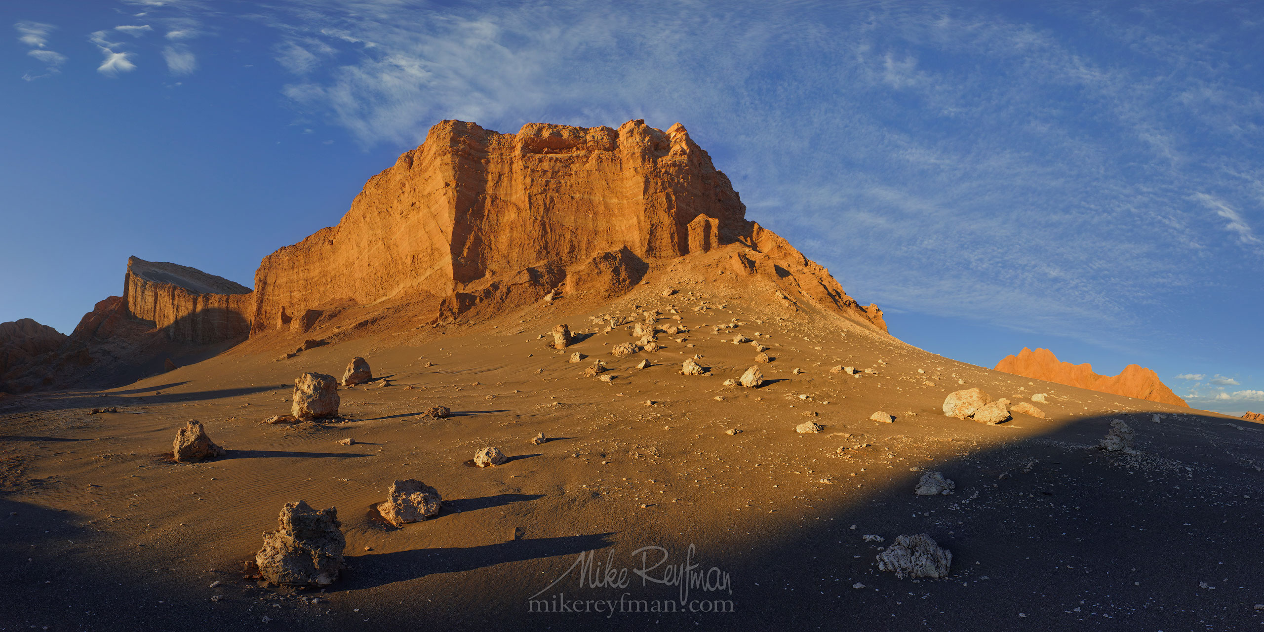 AA1-Q3X0148_Pano_1x2 - Atacama and Altiplano. The Driest Desert and The High Plain - Mike Reyfman Photography