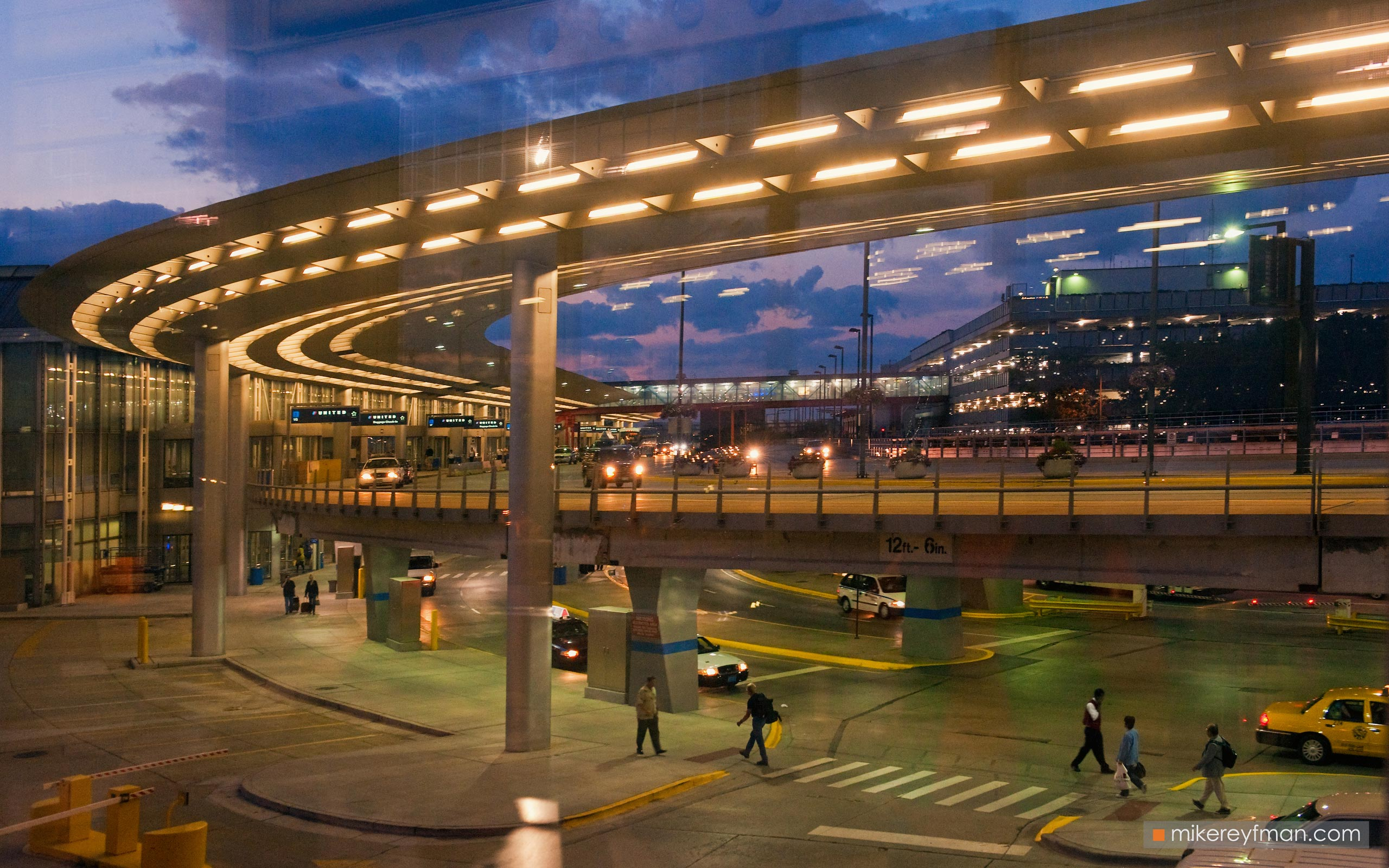 O'Hare International Airport. Chicago, Illinois, USA. 108-CH1-MR27479 - Chicago, USA: The