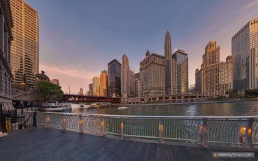 City-of-Chicago,-Illinois,-USA.