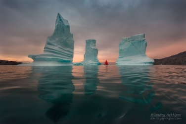 01 Where Icebergs are Born Greenland Photo Expedition, September 2018 - Mike Reyfman