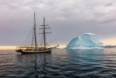 10 Where Icebergs are Born Greenland Photo Expedition, September 2018 - Mike Reyfman