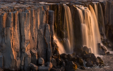 Iceland Waterfalls. The Melodies of the Falling Water. - Landscape, Nature and Cityscape Photography - Mike Reyfman Photography - Fine Art Prints, Stock Images, Nature Abstracts