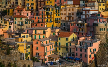 07 - Bella Italia, Фото-путешествие по Лигурии и Умбрии