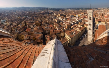 13 - Bella Italia, Фото-путешествие по Лигурии и Умбрии