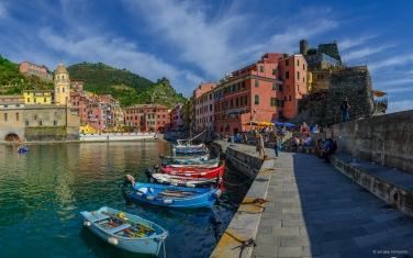 23 - Bella Italia, Фото-путешествие по Лигурии и Умбрии