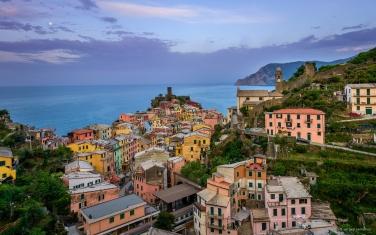 24 - Bella Italia, Фото-путешествие по Лигурии и Умбрии