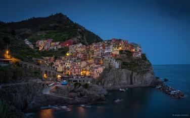 27 - Bella Italia, Фото-путешествие по Лигурии и Умбрии