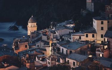 28 - Bella Italia, Фото-путешествие по Лигурии и Умбрии