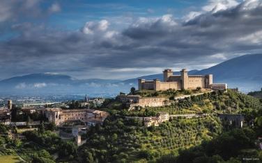 29 - Bella Italia, Фото-путешествие по Лигурии и Умбрии