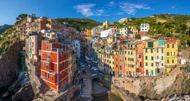 36 - Bella Italia, Фото-путешествие по Лигурии и Умбрии