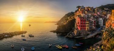 Riomaggiore, Cinque Terre - Italy - Bella Italia, Фото-путешествие по Лигурии и Умбрии
