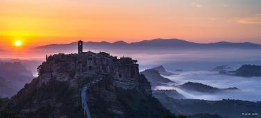 39 - Bella Italia, Фото-путешествие по Лигурии и Умбрии
