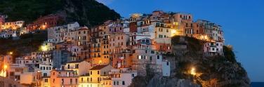 42 - Bella Italia, Фото-путешествие по Лигурии и Умбрии