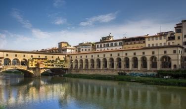 Florence Old Bridge, - Bella Italia, Фото-путешествие по Лигурии и Умбрии
