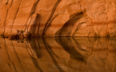 032-LP3_MR12247.jpg Lake Powell, Glen Canyon NRA, Utah/Arizona, USA. Aerial.
