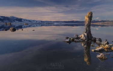 ML1-MRN3X0645 Mono Lake, Tufa State Natural Reserve, Eastern Sierra, California, USA