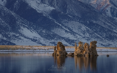 ML1-MRN3X0651 Mono Lake, Tufa State Natural Reserve, Eastern Sierra, California, USA