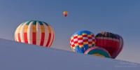 White-Sands-National-Monument.-2010-Hot-Air-Balloon-Invitational.-White-Sands,-Alamogordo,-New-Mexico.
